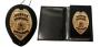 Distintivo ou Carteira Agente de Segurança Privada - Águia Dourado Nacional