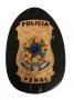 Distintivo Policia Penal Nacional - Polícia Penal