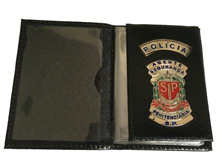 Carteira Agente de Segurança Penitenciária SP - ASP
