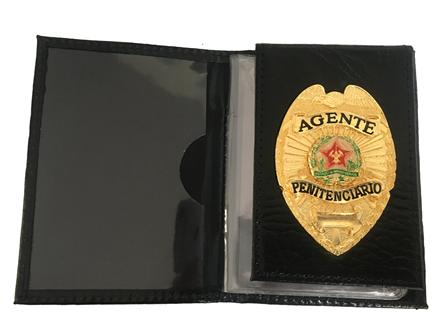 Carteira Agente Penitenciário de Minas Gerais -MG
