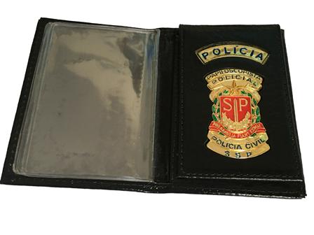 Carteira Papiloscopista Policial do Estado de São Paulo