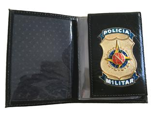 Carteira Polícia Militar do Distrito Federal - PMDF