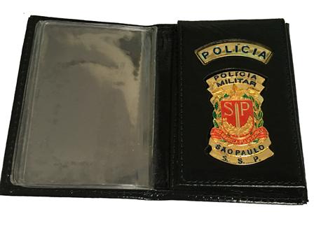Carteira Policia Militar do Estado de São Paulo - PMESP