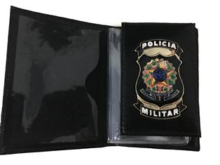Carteira Polícia Militar - Nacional