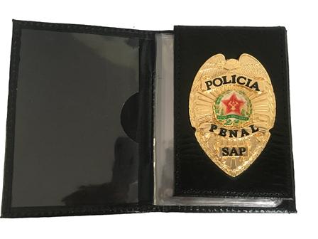 Carteira Polícia Penal Minas Gerais - MG