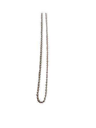 Correntinha para Distintivo ou Brasão - Corrente Dourada ou Prateada