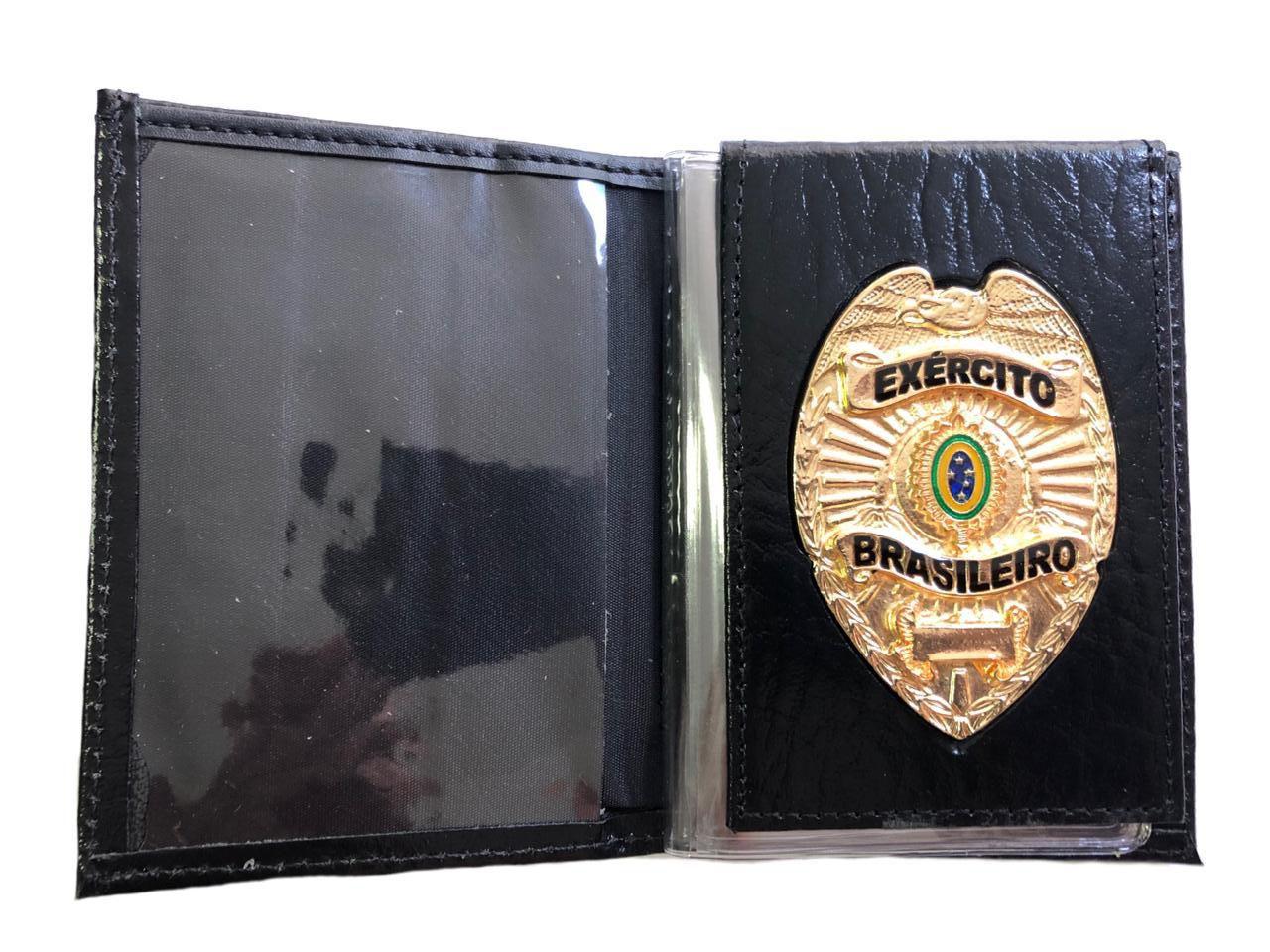 Distintivo ou Carteira Exército Brasileiro - EB