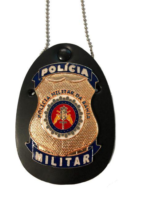 Distintivo Polícia Militar da Bahia - PMBA