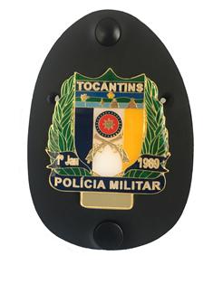 Distintivo Polícia Militar Tocantins - PMTO