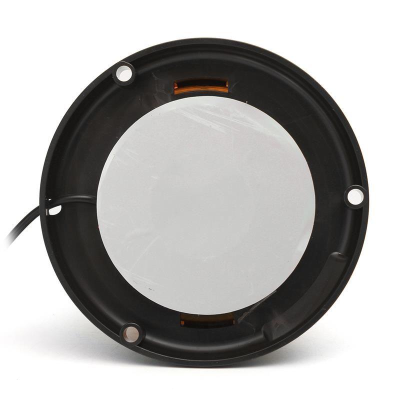 Giroflex LED Curto  Vermelho para Policia com Imã e Acionamento Direto.