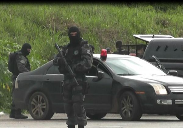 Giroflex Led Giroled Vermelho para Policia com Imã e 2 modos de acendimento.