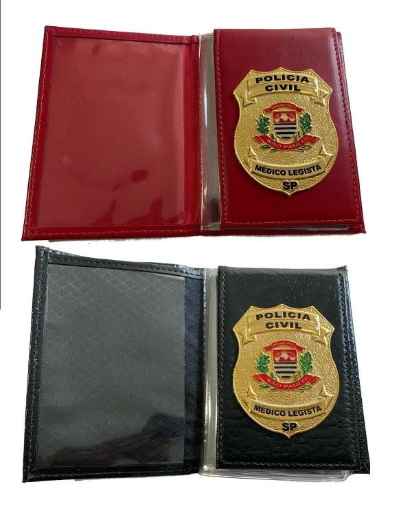 NOVO Carteiras Polícia Civil SP - TODOS CARGOS - PCESP - Boletim Reg. 155/2017