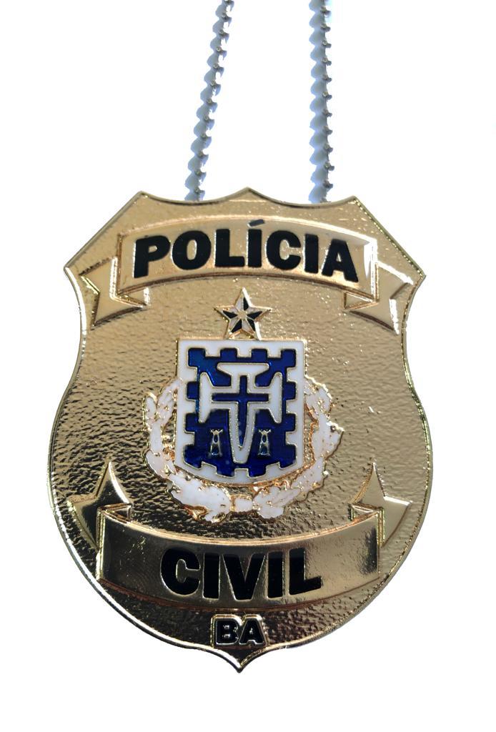 NOVOS Distintivo Polícia Civil dos Estados: AC, AM, AP, BA, ES, GO, MA, MT, PA, RO, RS, RR, SC, SE, SP - Boletim Regimental 155/2017