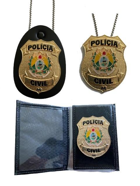 POLÍCIA CIVIL ACRE - PCAC NOVO BRASÃO