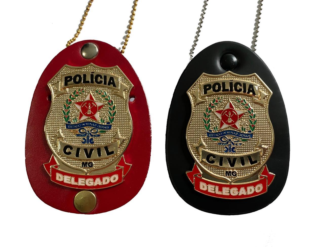 POLÍCIA CIVIL DE MINAS GERAIS DELEGADO MOD NOVO