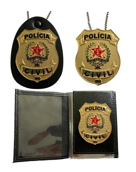 POLÍCIA CIVIL DE MINAS GERAIS - PCMG NOVO BRASÃO