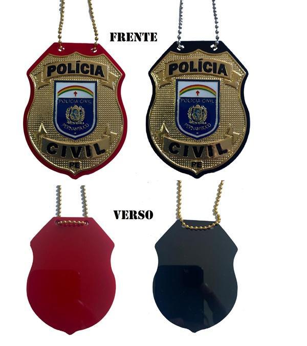 POLÍCIA CIVIL DE PERNAMBUCO - PCPE NOVO BRASÃO