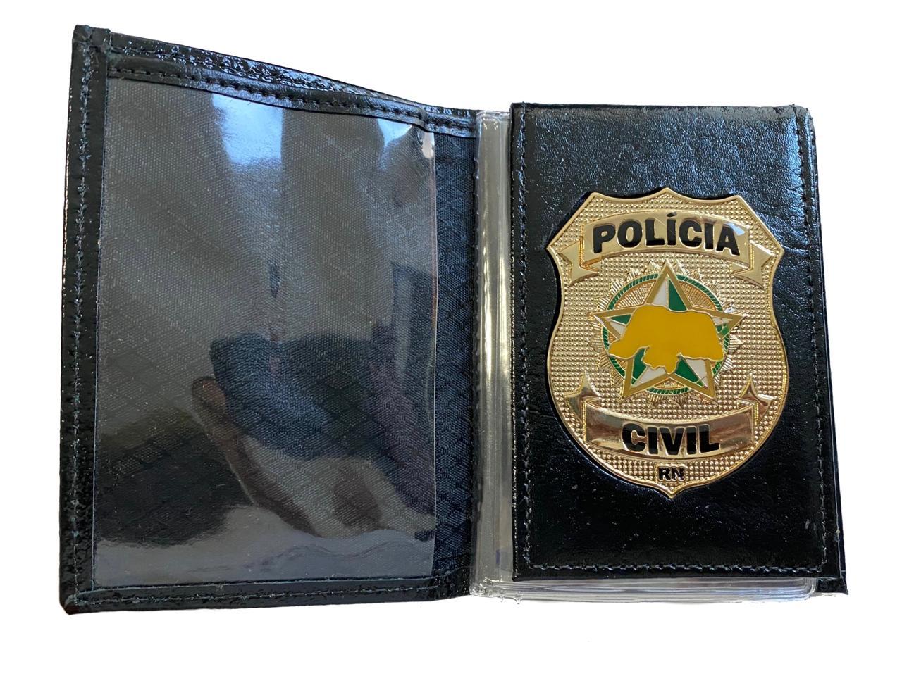 POLÍCIA CIVIL RIO GRANDE DO NORTE - PCRN NOVO BRASÃO