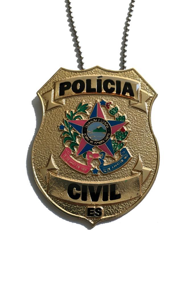 POLÍCIA CIVIL ESPÍRITO SANTO - PCES NOVO BRASÃO