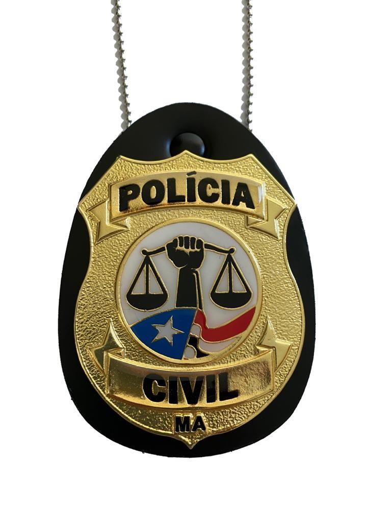 POLÍCIA CIVIL MARANHÃO CENTRO BRC - PCMA NOVO BRASÃO