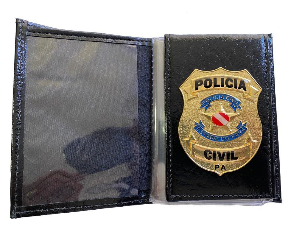 POLÍCIA CIVIL PARÁ - PCPA NOVO BRASÃO