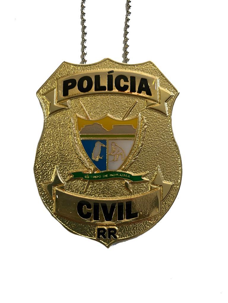 POLÍCIA CIVIL RORAIMA - PCRR NOVO BRASÃO
