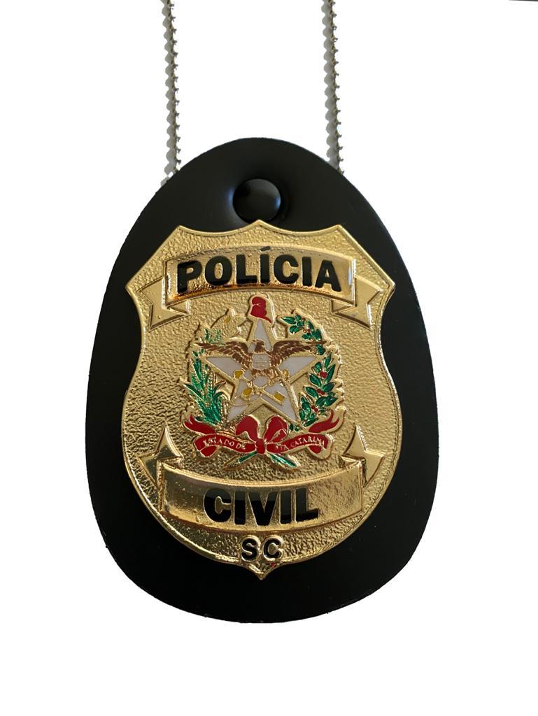POLÍCIA CIVIL SANTA CATARINA - PCSC NOVO BRASÃO