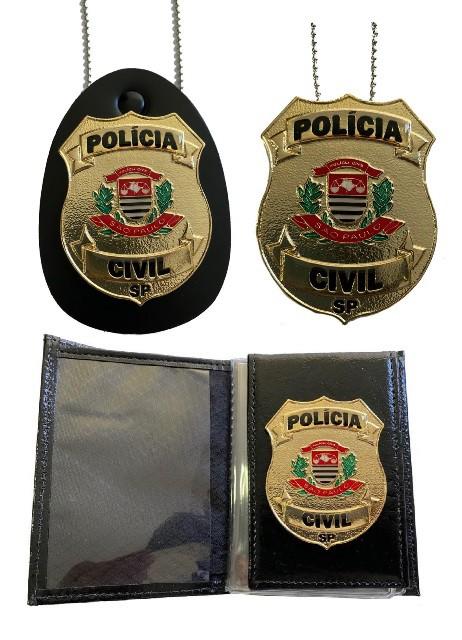 POLÍCIA CIVIL SÃO PAULO - PCSP NOVO BRASÃO