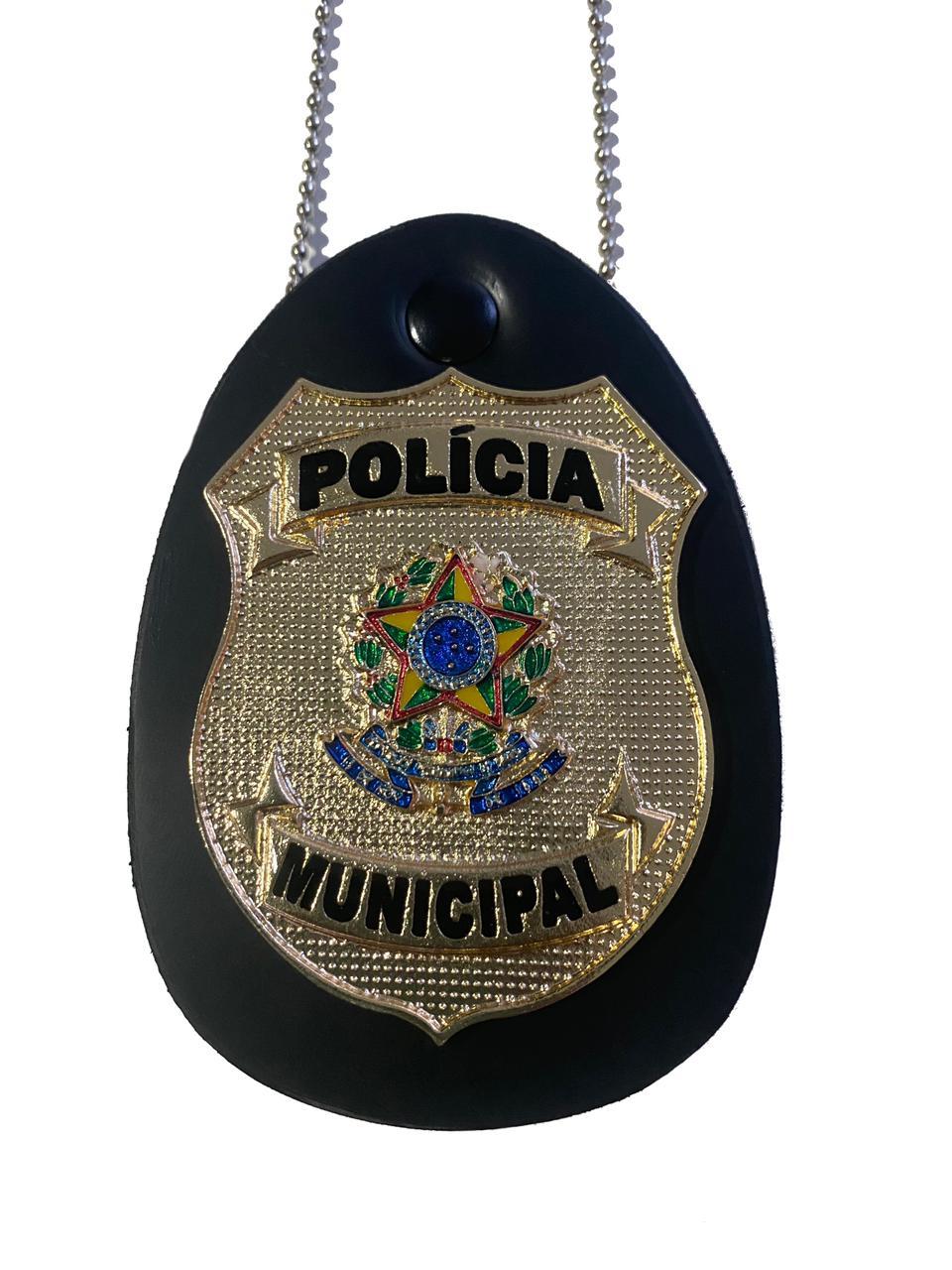 POLÍCIA MUNICIPAL NACIONAL - NOVO