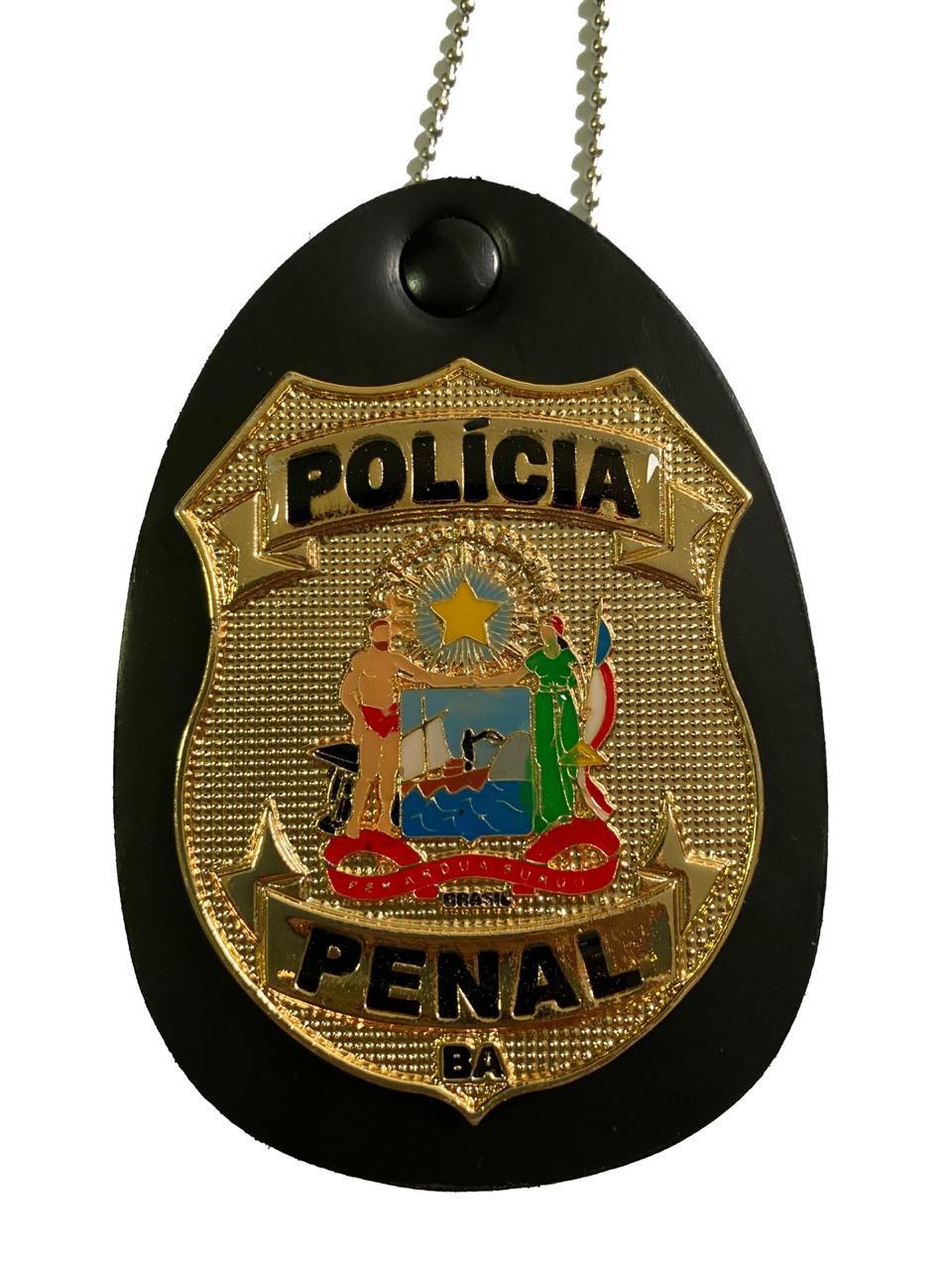 Policia Penal Distintivo dos Estados: BA / CE / DF / ES / FEDERAL / GO/ MA / MG / MT / NACIONAL / PA / PI / RO / RR / TO