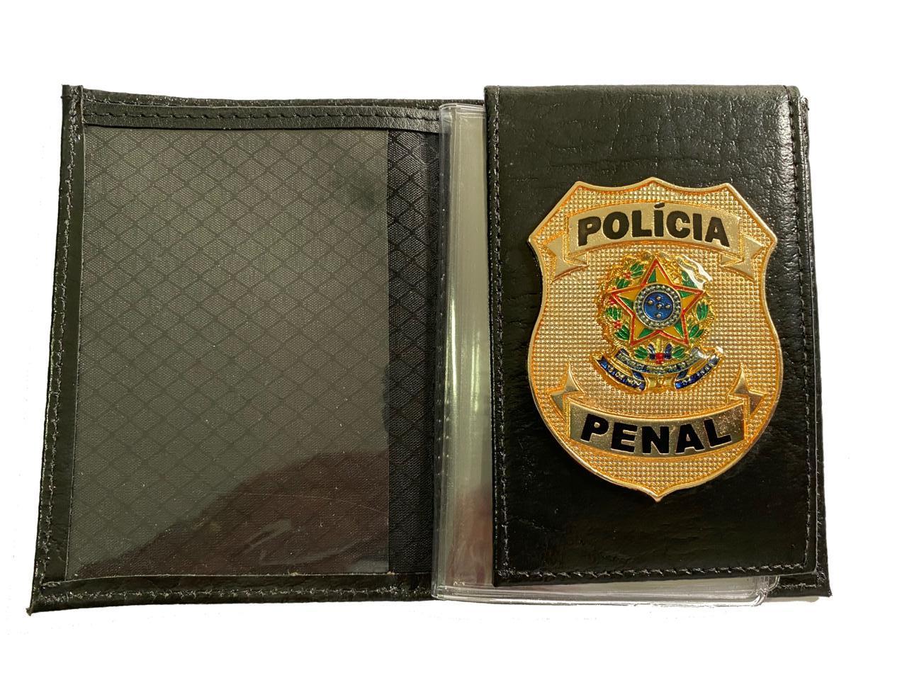 POLÍCIA PENAL NACIONAL NOVO - PP BRASÃO NACIONAL