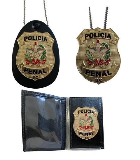 POLÍCIA PENAL SANTA CATARINA - PPSC