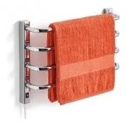 Toalheiro Térmico Eletrico 1 Toalha Cromado 220v