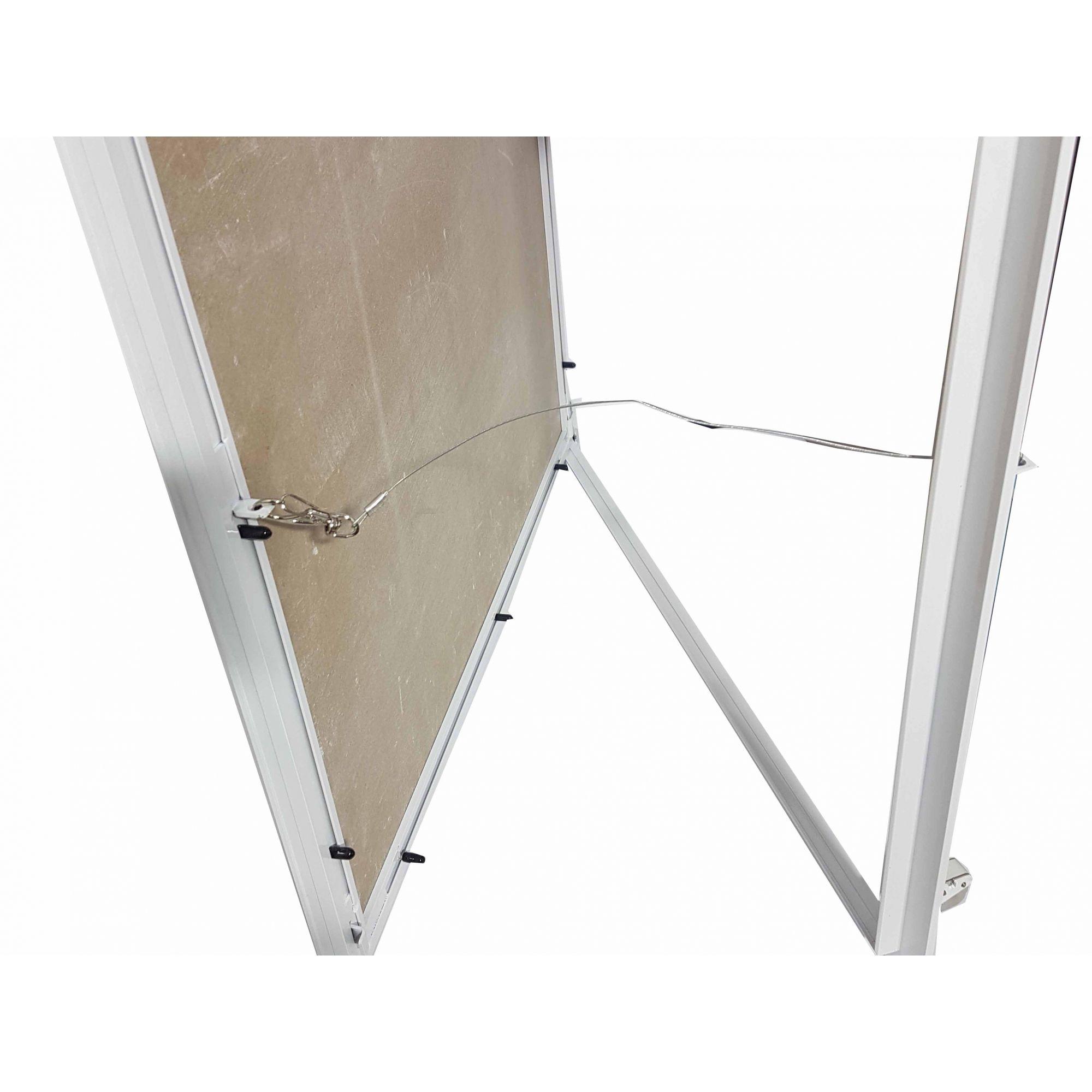 Alçapão Com Tampa Para Drywall Forro De Gesso 30x30 Cm