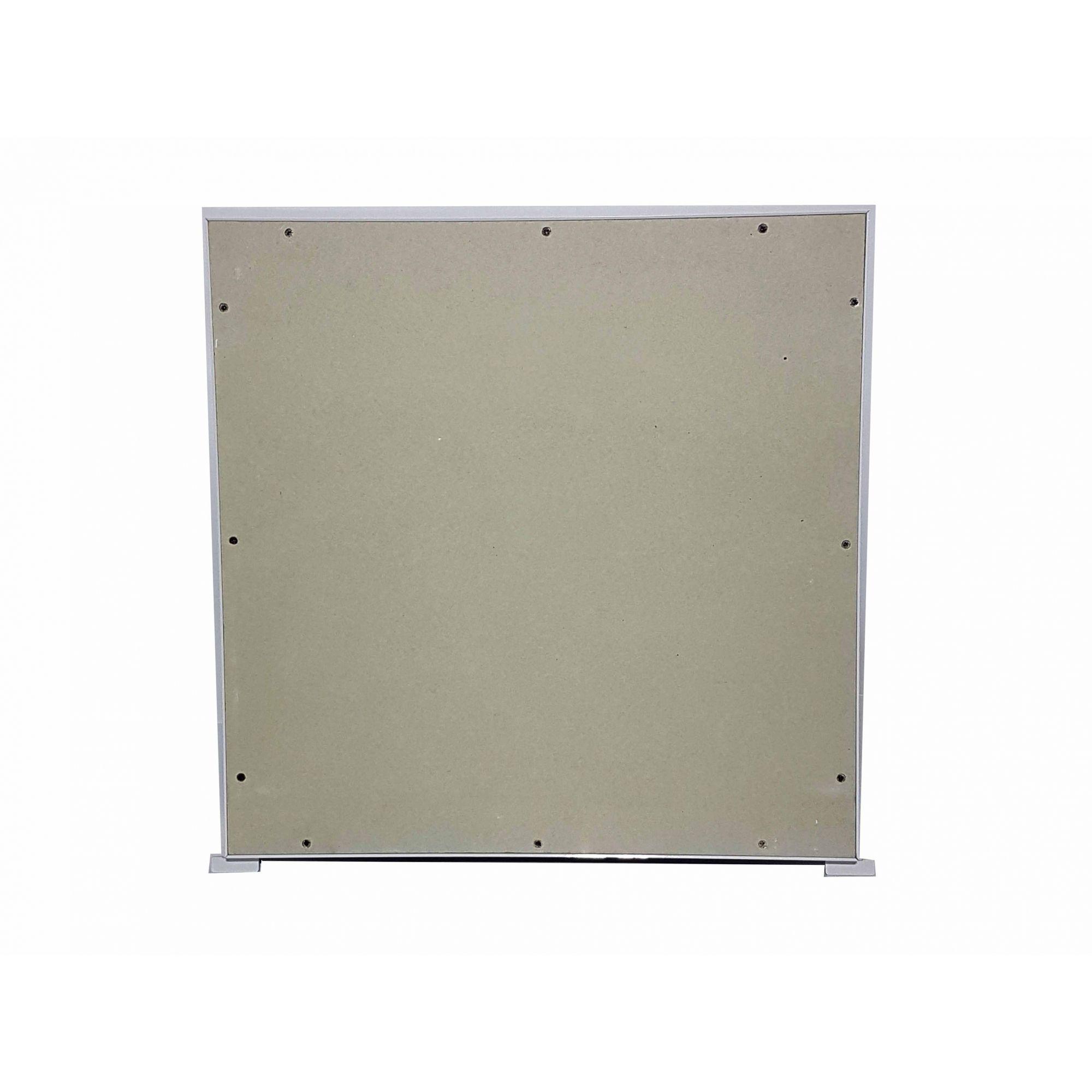 Alçapão Com Tampa Para Drywall Forro De Gesso 40x40 Cm