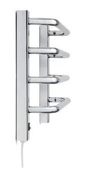 Toalheiro Térmico Eletrico 1 Toalha Cromado 127v