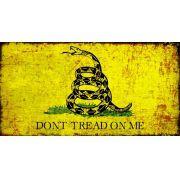Coldre Estampa Bandeira de Gadsden