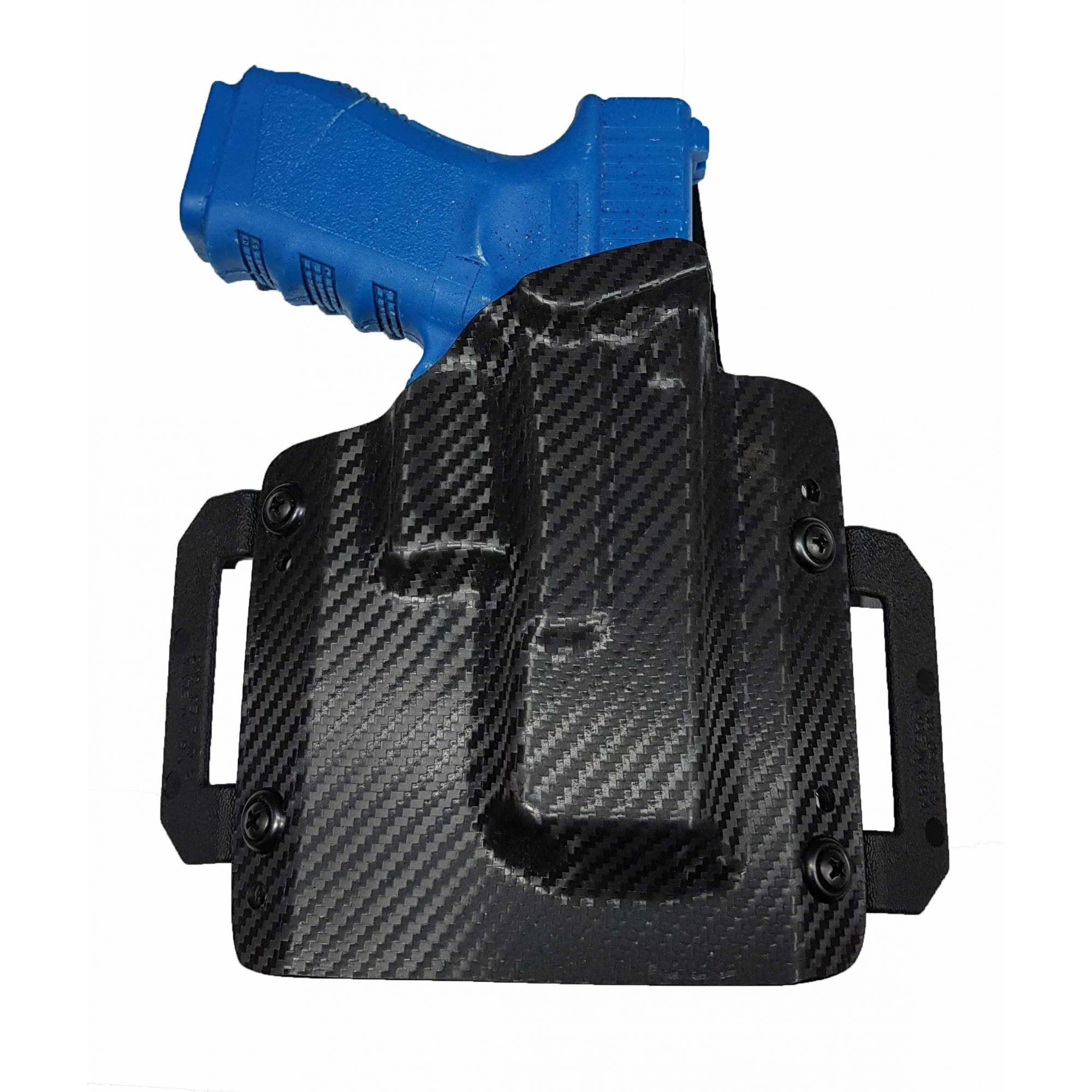 Coldre Kydex Externo G19/25/23