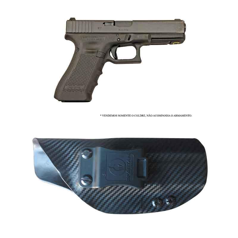 Coldre Kydex Glock G17/G22