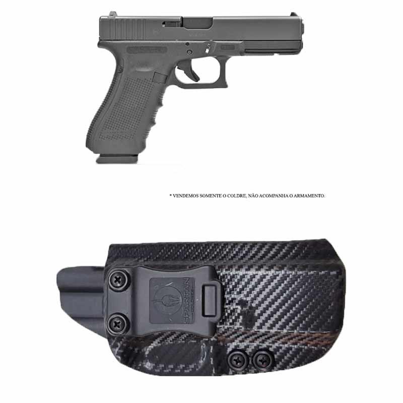 Coldre Kydex Glock G17 gen 5