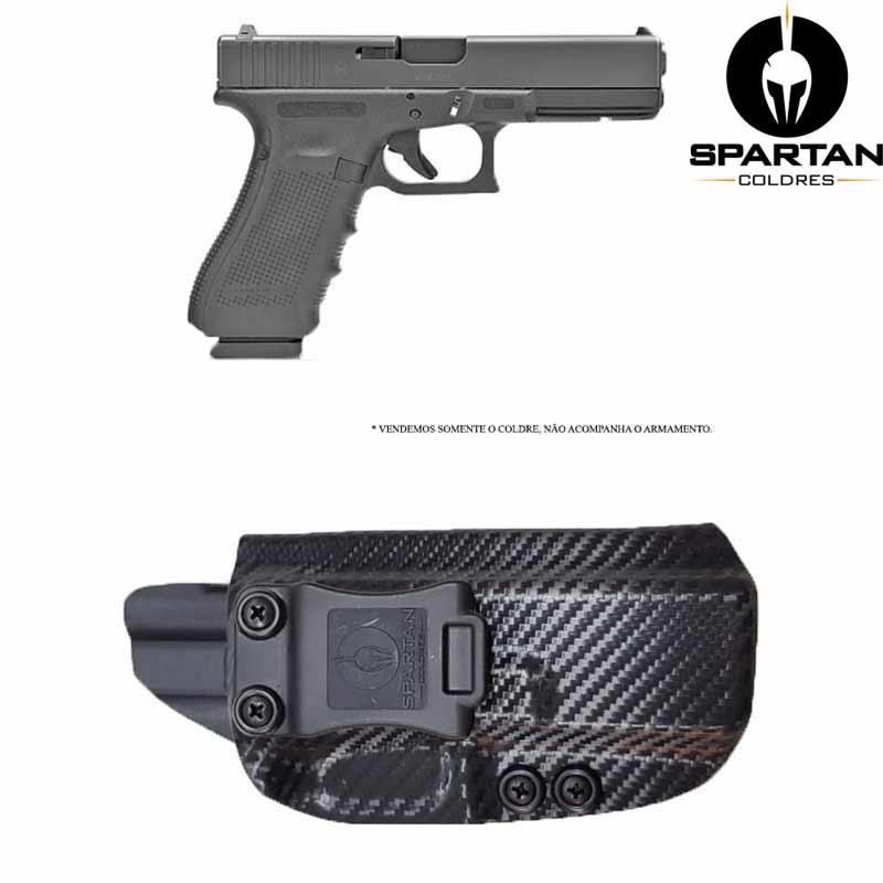 Coldre Kydex Glock G17/G22 Gen 5