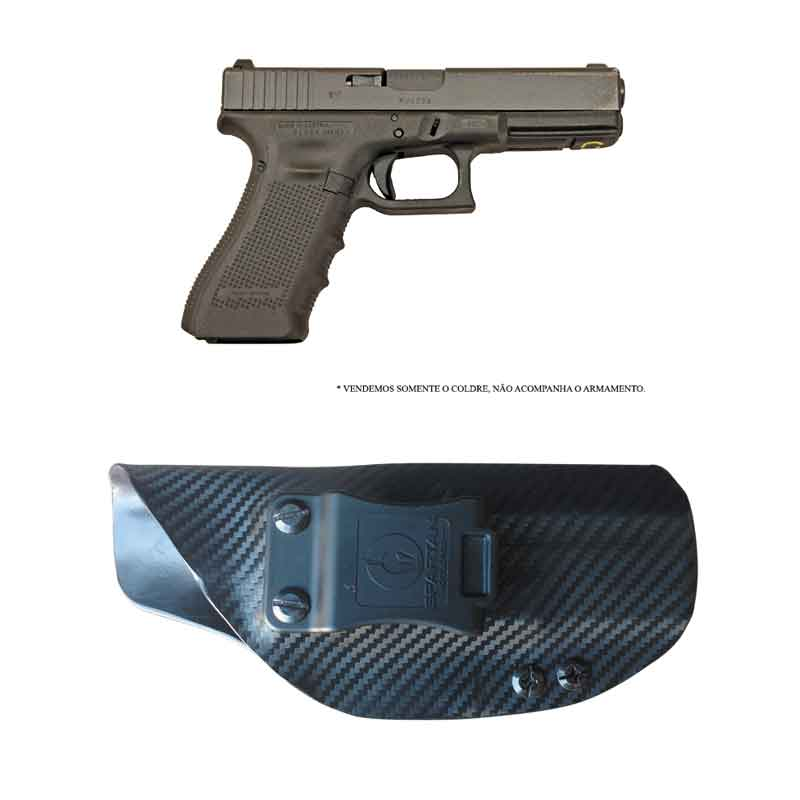 Coldre Kydex Glock G21