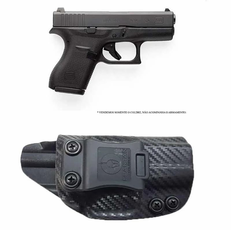 Coldre Kydex Glock G43x