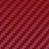 Vermelho Textura de Fibra de Carbono
