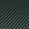 Preto Textura de Fibras de Carbono