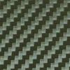 Olive Drab Textura de Fibra de Carbono