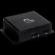 Receptor de TV Digital Automotivo Full Seg Multilaser