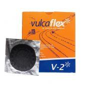 Remendo Reparo Para Carro, Moto E Bicicleta V-2 (cx 40unid) Vulcaflex