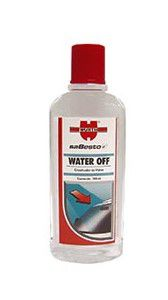 3 Cristalizador De Para Brisas Water Off Repelente De Água (cada 100ml) - Wurth