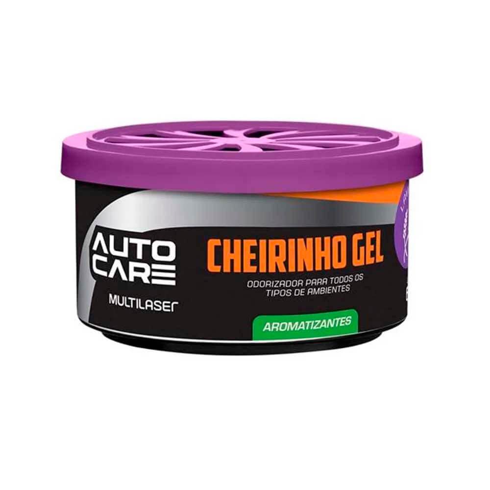 Aromatizante Gel AutoCare Lavanda 60G Pote